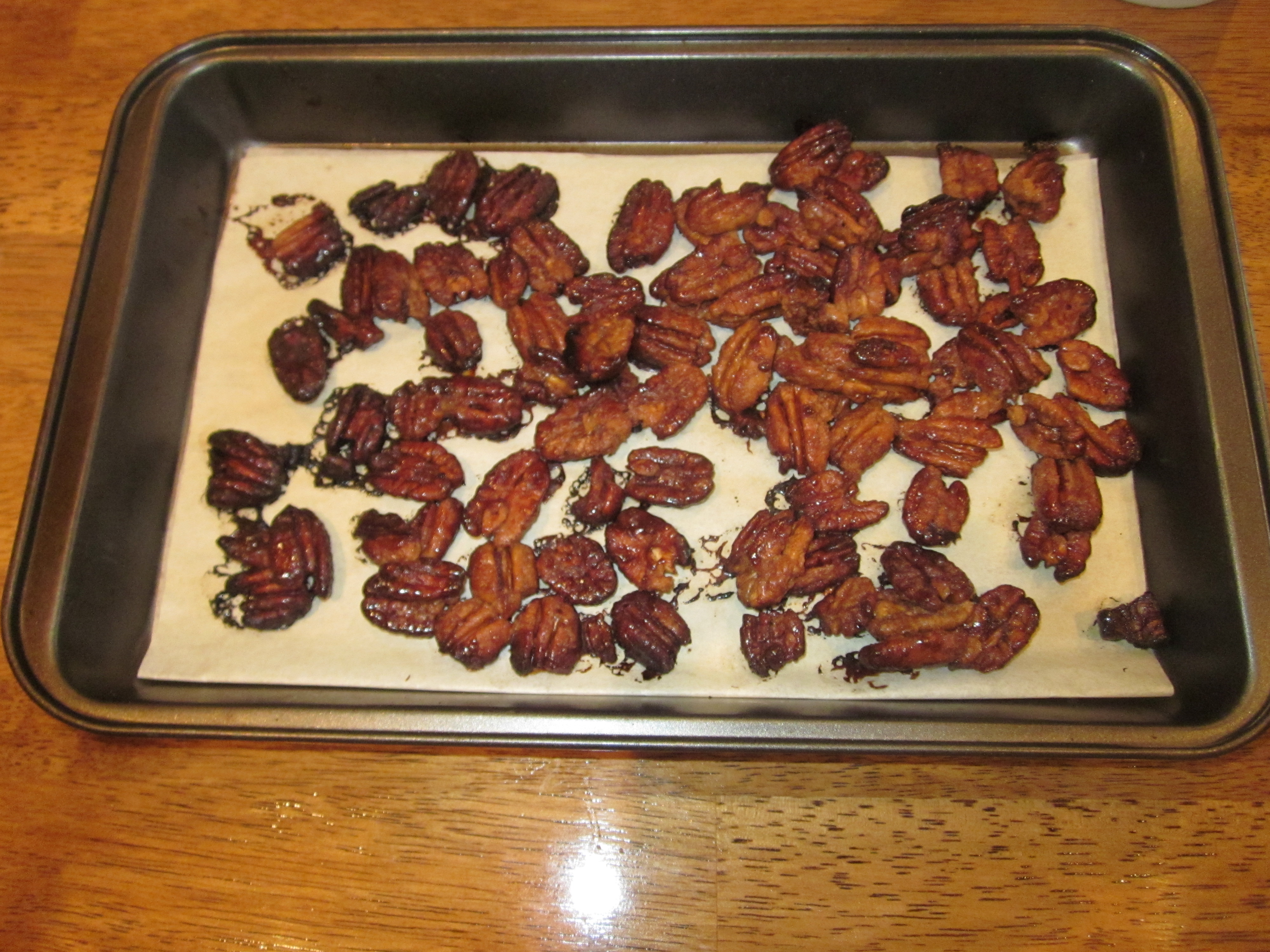 Candied Pecan Recipe Brown Sugar